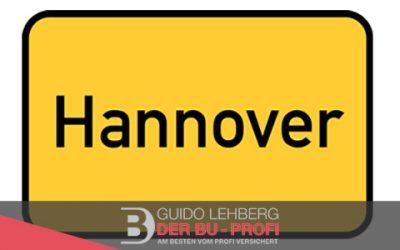 Hannoversche Direktversicherung BU-Versicherung online