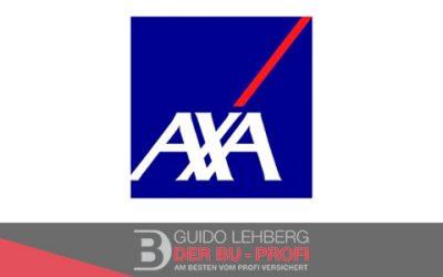 Die neue AXA Berufsunfähigkeitsversicherung (01.2019)