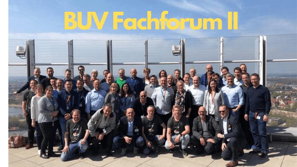 BUV Fachforum II