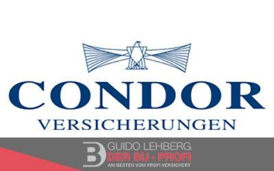 Condor Berufsunfähigkeitsversicherung (07.2019) im Test
