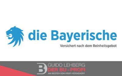 Was bringt die neue Berufsunfähigkeitsversicherung der Bayerischen?