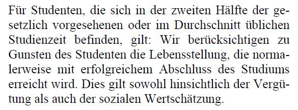 Studenten Berufsunfähigkeitsversicherung Alte Leipziger