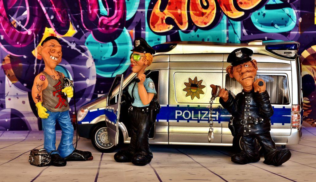 Polizei Grundfähigkeitenversicherung