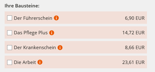 Zusatzleistungen Plan D Die Dortmunder Grundfähigkeitenversicherung