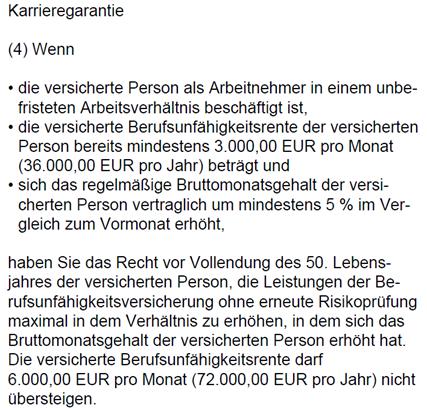 wenn 3.000,- Euro Rente nicht ausreichen